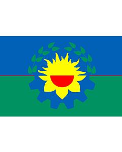Flagge: XXS Buenos Aires (Provinz)  |  Querformat Fahne | 0.24m² | 40x60cm