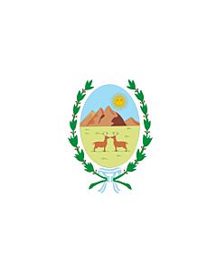 Flagge: XXS San Luis (Provinz)  |  Querformat Fahne | 0.24m² | 40x60cm