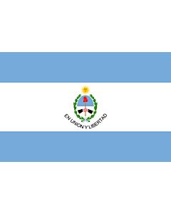 Flagge: XXS San Juan (Provinz)  |  Querformat Fahne | 0.24m² | 40x60cm