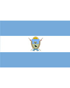 Flag: La Pampa Province |  landscape flag | 0.24m² | 2.5sqft | 40x60cm | 1.3x2foot