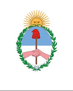 Flagge: XXXL+ Jujuy (Provinz)  |  Hochformat Fahne | 6.7m² | 290x230cm