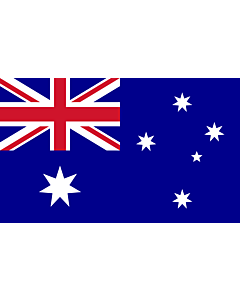 Table-Flag / Desk-Flag: Australia 15x25cm