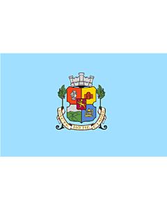 Flag: Sofia  Bulgaria |  landscape flag | 1.35m² | 14.5sqft | 90x150cm | 3x5ft