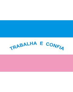 Drapeau: Espírito Santo |  drapeau paysage | 0.24m² | 40x60cm