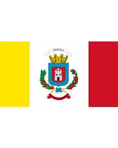 Bandera: Heredia |  bandera paisaje | 2.16m² | 120x180cm
