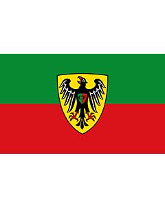 Flag: Esslingen am Neckar |  landscape flag | 6.7m² | 72sqft | 200x335cm | 6x11ft