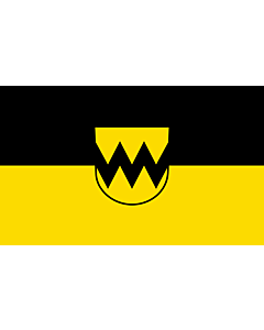 Indoor-Flag: Schwenningen 90x150cm