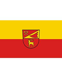 Indoor-Flag: Sigmaringendorf 90x150cm