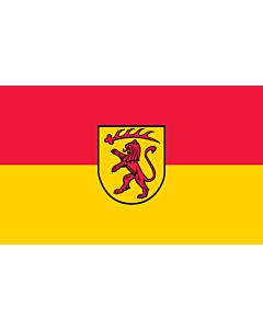 Indoor-Flag: Veringenstadt 90x150cm