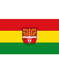 Indoor-Flag: Ruhpolding 90x150cm