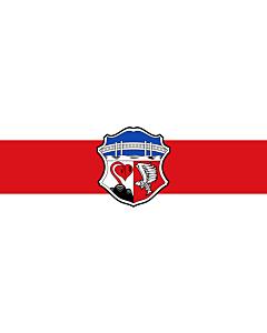 Indoor-Flag: Seeon-Seebruck 90x150cm