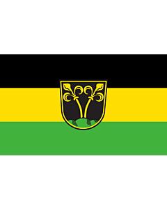 Indoor-Flag: Traunstein, GKSt 90x150cm