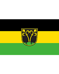 Drapeau d'Intérieur prestige: Traunstein, GKSt 90x150cm