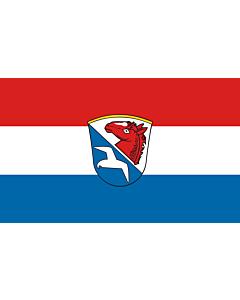 Indoor-Flag: Unterwössen 90x150cm