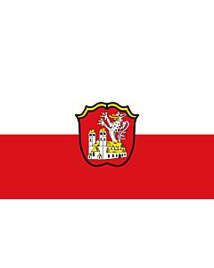 Indoor-Flag: Altenstadt 90x150cm