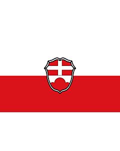 Indoor-Flag: Bernbeuren 90x150cm