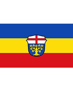 Indoor-Flag: Böbing 90x150cm