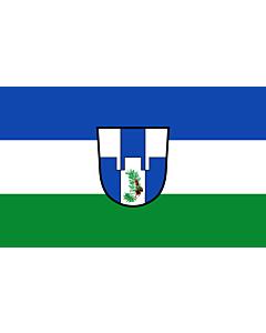 Indoor-Flag: Burggen 90x150cm