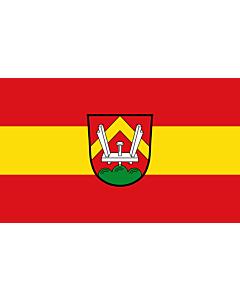 Indoor-Flag: Eglfing 90x150cm