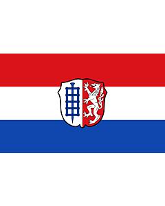 Indoor-Flag: Ingenried 90x150cm