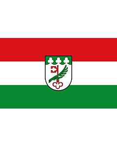 Indoor-Flag: Obersöchering 90x150cm