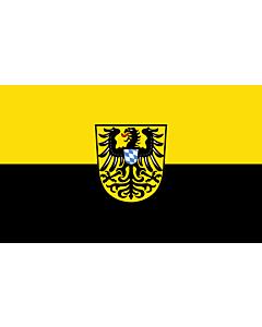 Drapeau d'Intérieur prestige: Schongau, St 90x150cm