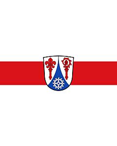 Indoor-Flag: Schwabsoien 90x150cm