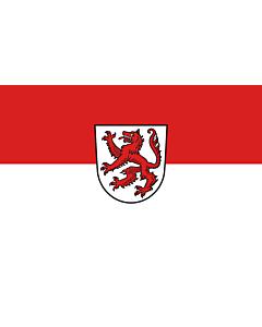 Drapeau d'Intérieur prestige: Passau 90x150cm