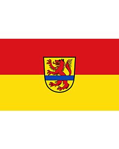 Indoor-Flag: Aholming 90x150cm