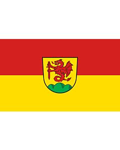 Indoor-Flag: Auerbach 90x150cm
