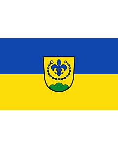 Indoor-Flag: Außernzell 90x150cm