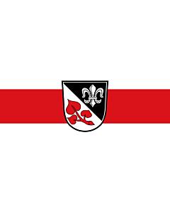 Indoor-Flag: Bernried 90x150cm