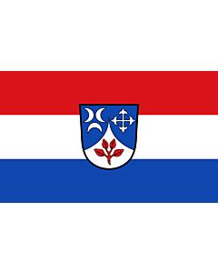 Indoor-Flag: Grattersdorf 90x150cm
