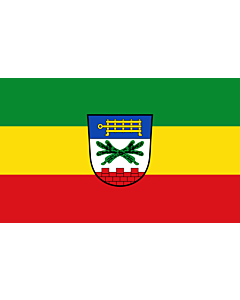 Indoor-Flag: Künzing 90x150cm
