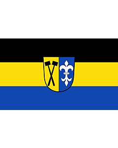 Indoor-Flag: Metten, M 90x150cm