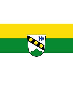 Indoor-Flag: Oberpöring 90x150cm