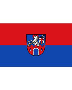 Indoor-Flag: Osterhofen, St 90x150cm