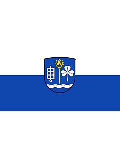 Indoor-Flag: Otzing 90x150cm