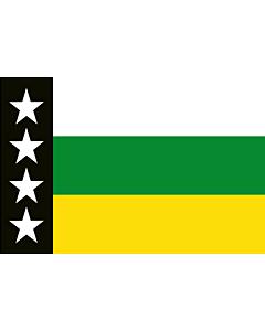 Drapeau: Provincia Orellana |  drapeau paysage | 2.16m² | 120x180cm