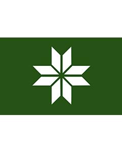 Drapeau: Võro | En Võro |  drapeau paysage | 1.35m² | 90x150cm