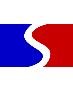 Flag: Cabañas Department |  landscape flag | 2.16m² | 23sqft | 120x180cm | 4x6ft