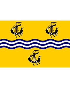 Flag: Eilean Siar 90x150cm | 3x5ft