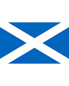 Table-Flag / Desk-Flag: Scotland 15x25cm