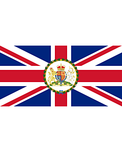 Indoor-Flag: British Ambassador Ensign 90x150cm
