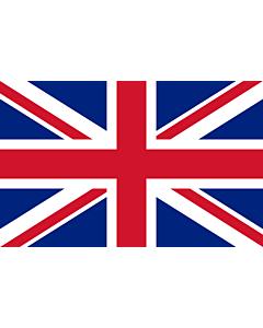 Flag: United Kingdom |  landscape flag | 0.7m² | 7.5sqft | 70x100cm | 2x3ft