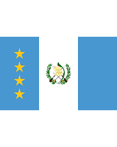 Flag: President of the Congress of Guatemala | President of the Guatemalan Congress |  landscape flag | 1.35m² | 14.5sqft | 90x150cm | 3x5ft