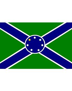 Flag: Adigeni |  landscape flag | 1.35m² | 14.5sqft | 90x150cm | 3x5ft