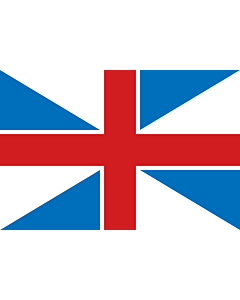 Flag: Georgian Air Force 90x150cm | 3x5ft