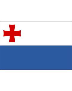 Flag: Tsalka |  landscape flag | 1.35m² | 14.5sqft | 90x150cm | 3x5ft