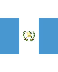 Indoor-Flag: Guatemala 90x150cm